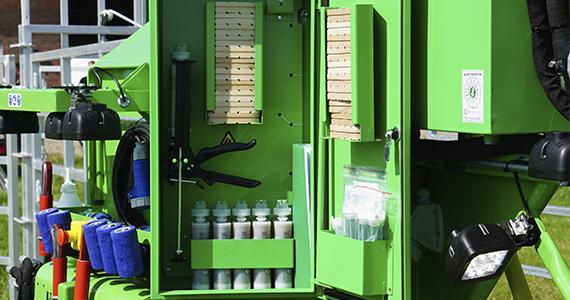 NEW KVK Heating Cabinet